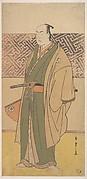 The Fourth Matsumoto Koshiro in the Role of Oboshi Yuranosuke