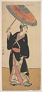 The Third Ichikawa Yaozo in the Role of Otokodate Sukeroku