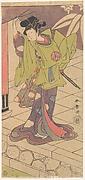 The 2nd Yamashita Kinsaku in the Role of Tsukisayo