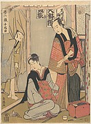 Scene from the Tenth Act of Chushingura