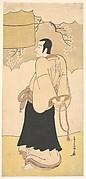 The Actor Ichikawa Danjuro V