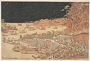 Battle of Ichi–no–tani, March 21, 1184