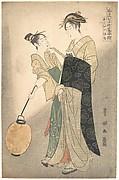 """Kayoi Komachi, from the series """"Seven Episodes of the Poet Komachi"""""""