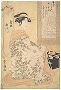 Takigawa of the Ogiya Pleasure House