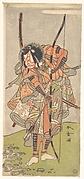 Kabuki Actor Ichikawa Ebizō III (Ichikawa Danjūrō IV)