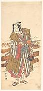 Ichikawa Ebizo (the Fourth Ichikawa Danjuro) as a Samurai