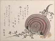Helmet and Plum Blossoms