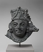 Mask of Vishnu as Para Vasudeva