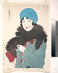 """Early Spring, from the series, """"Showa Women and Their Fashions"""""""