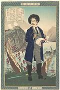 Portrait of Fukuchi Gen'ichiro (1843–?)