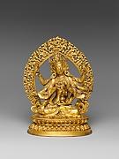 Buddhist Deity, Ushnishavijaya (Zun Sheng fo mu)
