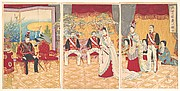 Imperial Prosperity: Ceremony in the Eastern Capital (Miyo no sakae azuma no kewai)