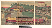 Tokyo /Takanawa Steam Railway