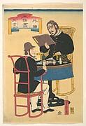 Englishmen Dining