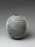 "Spiraling Vessel, Called ""Dizzy Shadings"""