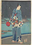 Modern Genji – Firefly Viewing (Imayō genji shiken hotaru asobi)