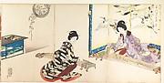 Chiyoda Castle (Album of Women)