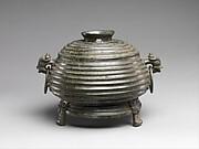 Ritual Grain Vessel with Cover (Gui)