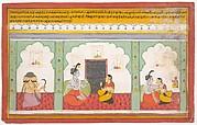 Page from a Dispersed Shiva Mahatmya (Great Tales of Shiva)