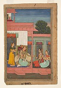 Panchama Ragini: Folio from a ragamala series (Garland of Musical Modes)