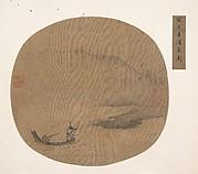 River Landscape with Boatmen
