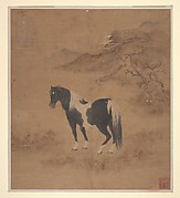 Horse and Landscape