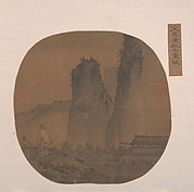 Landscape with Temple