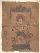 Two Buddhist Paintings
