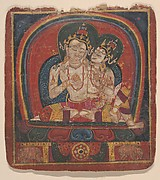 Initiation Card (Tsakalis): Vairochana