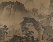 River Landscape After Xia Gui