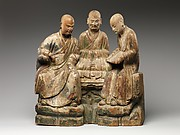 Three Arhats (Luohans)