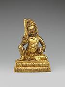 Vaishravana as Kubera (Dou Wen Tian)