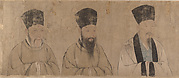 Twenty-five Bust Portraits of Scholars