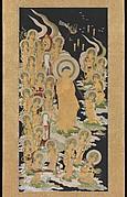Buddha and Attendants