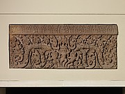 Lintel with Carved Figures