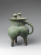 Ritual Wine Container (Jia)