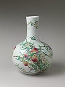 Vase with Peaches