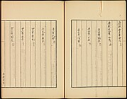 Shitao Chronology and Excerpts from Miscellaneous Books