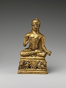 Seated Shakyamuni