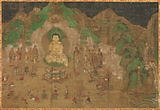 Life of the Buddha: King Bimbisara's Conversion