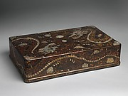 Clothing Box with Decoration of Dragons