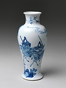 Vase with Warrior