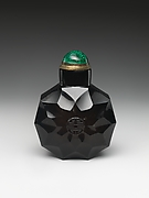 Snuff Bottle with the Chinese Character of Longevity