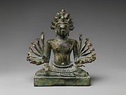 Eleven-Headed Avalokiteshvara, the Bodhisattva of Infinite Compassion