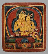 Initiation Card (Tsakalis): Ratnasambhava