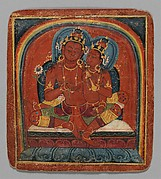 Initiation Card (Tsakalis): Chenresi (Avalokiteshvara)