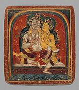Initiation Card (Tsakalis): Maitreya