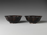 Pair of Plum-Blossom-Shaped Cups