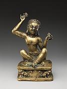 Mahasiddha, Possibly Campaka, the Flower King