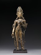 Bodhisattva Padmapani, the Lotus-Bearer